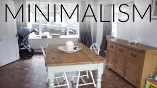 MINIMALISM SERIES | DINING ROOM ORGANISATION AND DECLUTTERING
