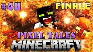 ÖHM.. Nun, ja... - Minecraft Pixel Tales #040 (FINALE) [Deutsch/HD]