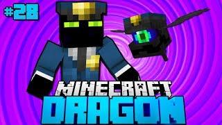 DIE POLIZEI IM PROJEKT?! - Minecraft Dragon #28 [Deutsch/HD]