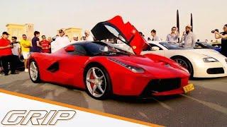 Dubai Supersprint - das krasseste PS-Treffen der Welt - GRIP - Folge 394 - RTL2