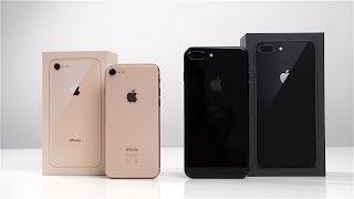 Unboxing: Apple iPhone 8 & 8 Plus (Deutsch) | SwagTab