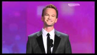 Neil Patrick Harris rips on Jimmy Fallon at the 2010 Emmys