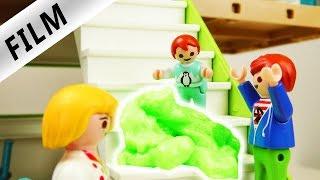Playmobil Film Deutsch - EMMA MUSS KOTZEN! JULIAN HAT EINE FREUNDIN? Kinderserie Familie Vogel