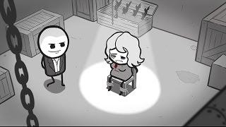 Interrogator - Cyanide & Happiness Minis