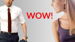 First 10 Things A Woman Notices About A Man | What Attracts Women To Men