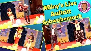 MILEYS LIVE AUFTRITT im SCHWABENPARK - singt Kinderlieder | Mileys Welt