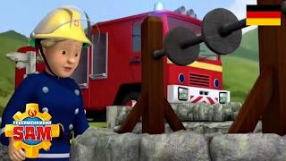 Cartoons für Kinder   Feuerwehrmann Sam Deutsch - Spiel mit Feuerwehrmann Sam