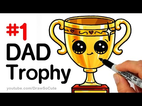 Draw Dad With Crown Graffiti Bubble Letters Easy Fun2draw