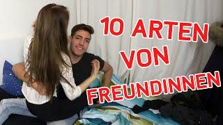 10 ARTEN VON FREUNDINNEN/GIRLFRIENDS! - Wakez