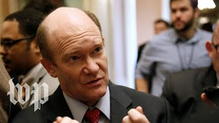 Coons calls for Kavanaugh hearing delay following new allegation