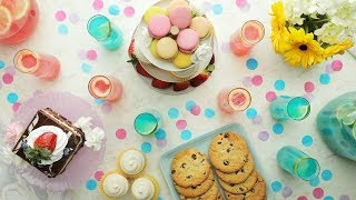 Baby Shower Mocktails In 15 Minutes or Less // Presented by BuzzFeed & GEICO