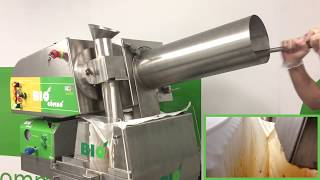 BIO Combo Commercial Cold Press Juicer