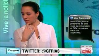 CNN en Español - Gabriela Frias Represión en Venezuela