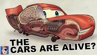 Pixar Theory: Cars Are Alive?