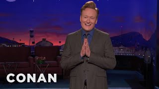 Conan's Birthday Monologue  - CONAN on TBS
