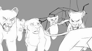 Lion King Storyboard - You