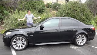 The E60 BMW M5 Is the Best Car You Should Never Own
