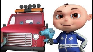 Zool Babies Helping Ambulance As Mechanics | Cartoons | Zool Babies Series | Videogyan Kids Shows