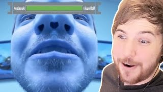 THIS IS YOUR BRAIN ON DRUGS - Noble Reacts to Noble Poop