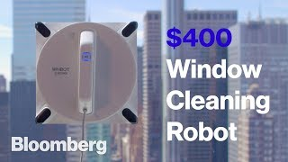 This $400 Robot Can Wash Your Windows