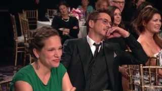Jamie Foxx Invites Robert Downey Jr. to Daughter