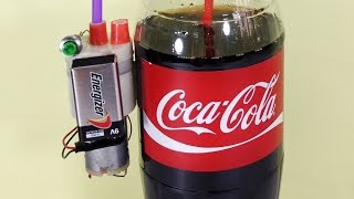 02 Bottle life hacks - How to Make Coca Cola Soda Fountain Machine