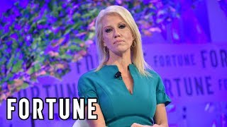 Kellyanne Conway Talks Advising the President of the United States I MPW 2017