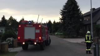 Sturmschäden im Landkreis Anhalt-Bitterfeld
