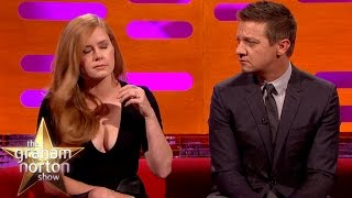 Amy Adams Is Really Good At Crying On Cue - The Graham Norton Show