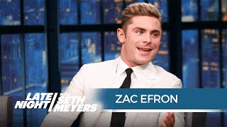 Zac Efron: Seth Rogen Used to Hate Me