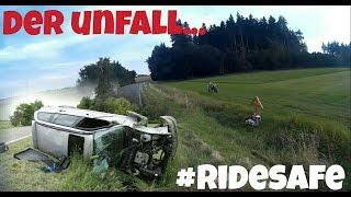 Der Unfall meines Bruders...   #Ridesafe   KTM EXC 125