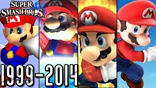 Super Smash Bros ALL INTROS 1999-2014 (Wii U, 3DS, Wii, GCN, N64)