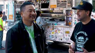 Chef Roy Choi Talks a Decade of Kogi  |  Coachella Curated 2019