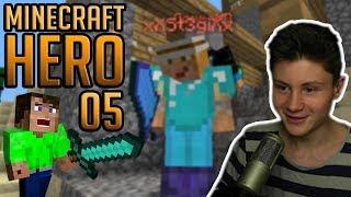 Minecraft HERO #5 | STEGI IST DER BESTE | Dner