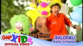 Balonku - Rizky Virnanda (Official Video)