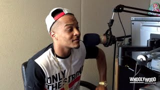 "T.I. Interview With Dj Whoo Kid - Says Travis Scott Is ""Iggy Azalea In A Black Man"
