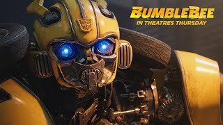 Bumblebee (2018) - In Theatres Thursday