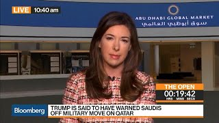 Trump Said to Warn Saudis off Military Move on Qatar