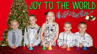 Joy To The World Kids Family H