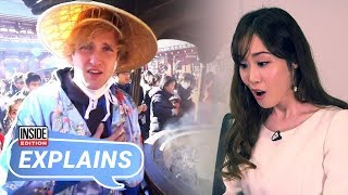 Japanese-American Vlogger Responds to Logan Paul: