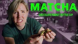 My Drunk Kitchen: Matcha Do About Nuttin