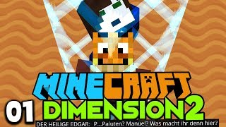 Unser NEUES GEFÄNGNIS ☆ Minecraft DIMENSION 2 #1