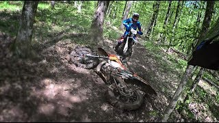 querly at King of the Hill 2017 | Hard Enduro - PART 3