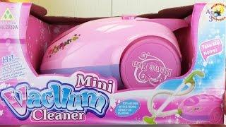 Пылесос-игрушечная бытовая техника. Игровой набор / Game set for girls-Vacuum Cleaner