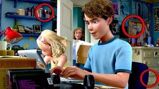¿Cuántos de estos errores pudiste ver en la trilogía de Toy Story?