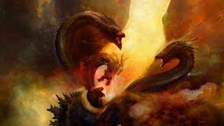 《哥斯拉2怪兽之王》预告分析,四大怪兽曝光人类才是最大的威胁