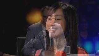 13-year-old Shaniah Llane Rollo wows the judges with her Angelic Rendition of