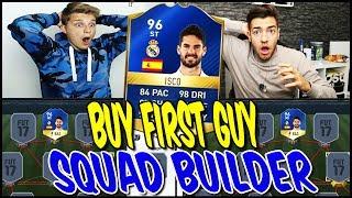 95 ST TOTS ISCO BUY FIRST GUY BATTLE!! ⚽⛔️😝 - FIFA 17 SQUAD BUILDER ULTIMATE TEAM (DEUTSCH)
