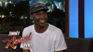 Jerrod Carmichael on Kanye West & New Comedy Special