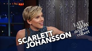 Scarlett Johansson Got Trashed With Her 72-Year-Old Doppelgänger